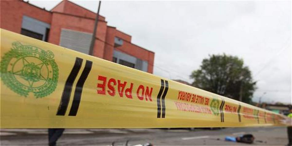 Joven de 24 años, primera víctima por homicidio en 2020, en Medellín