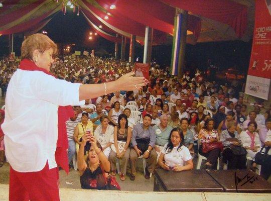"Murió Clementina Vélez, la ""dama de hierro"" de la política caleña"