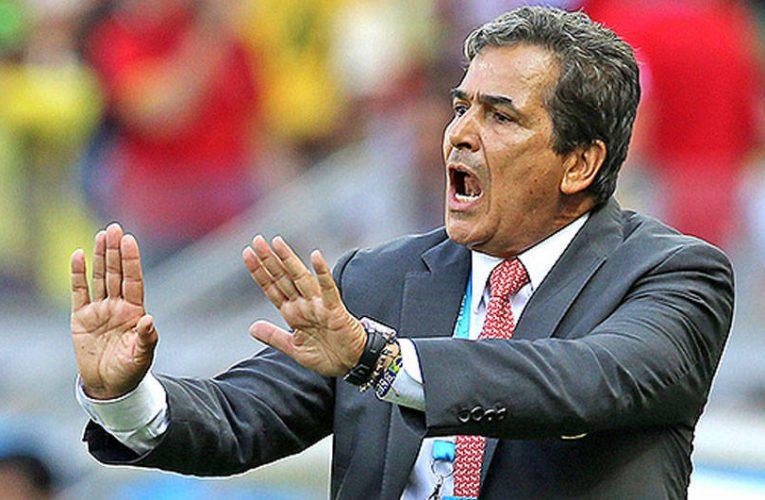 Jorge Luis Pinto es el nuevo técnico de Emiratos Árabes
