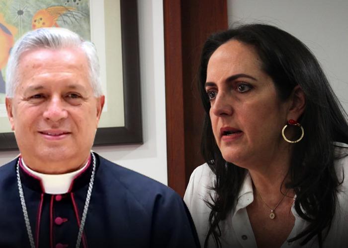 """Cura diabólico"" Furia uribista contra arzobispo de Cali"